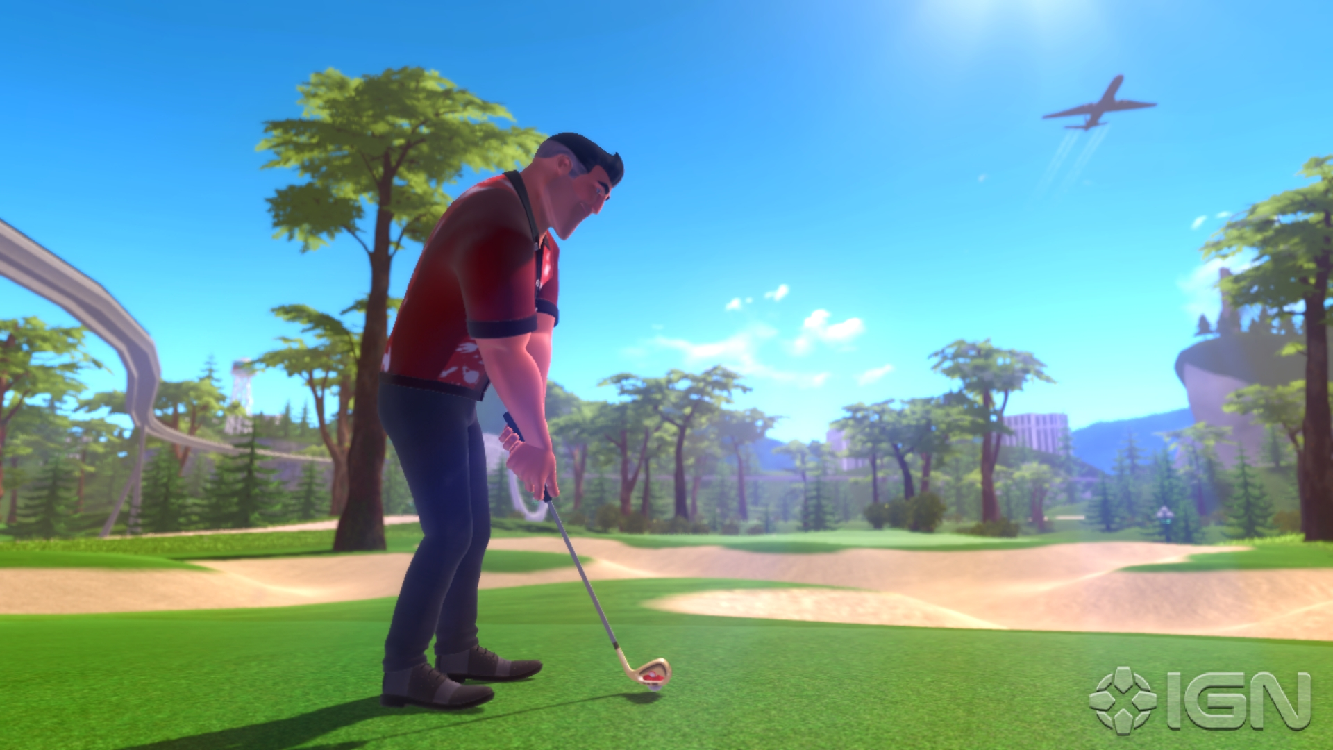 Powerstar Golf Screenshots Pictures Wallpapers   Xbox One   IGN 1920x1080
