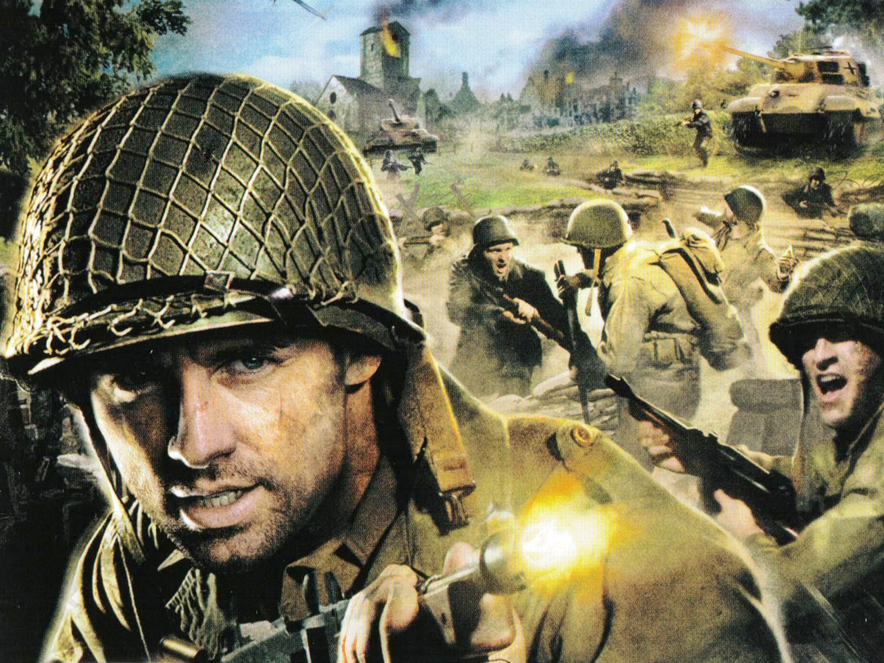 Free Download Download Call Of Duty 3 Cover Wallpaper By