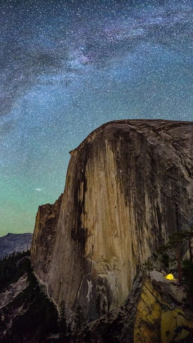 download Yosemite Camp 1080p Wallpaper New HD Wallpapers 640x1136