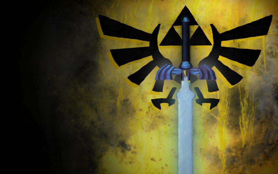 Legend of Zelda   Triforce by Wyvernix 1131x707