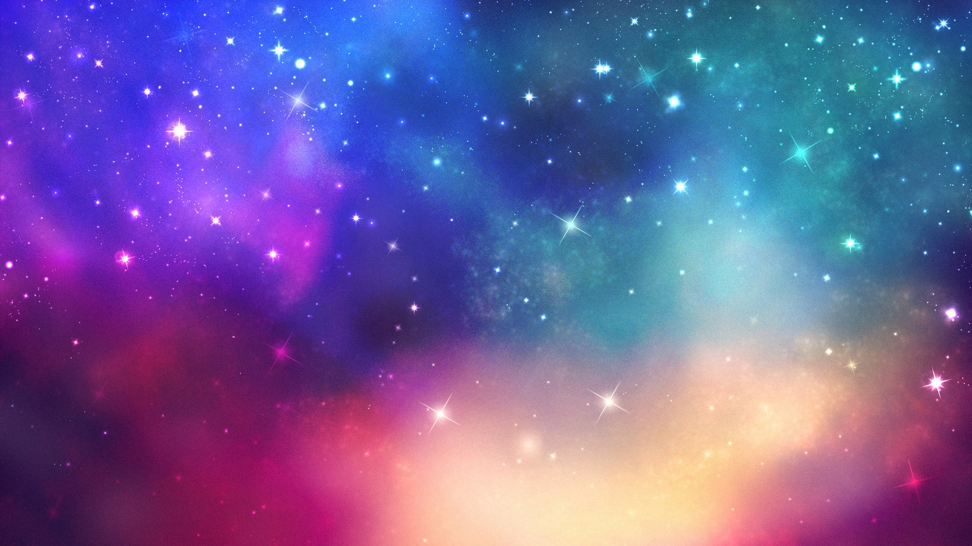 Space Stars wallpaper   1245307 1920x1080