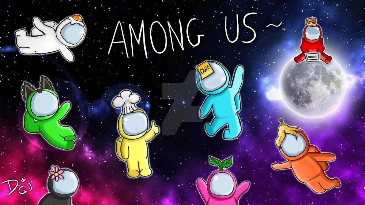 Among Us Wallpaper   KoLPaPer   Awesome HD Wallpapers 1192x670