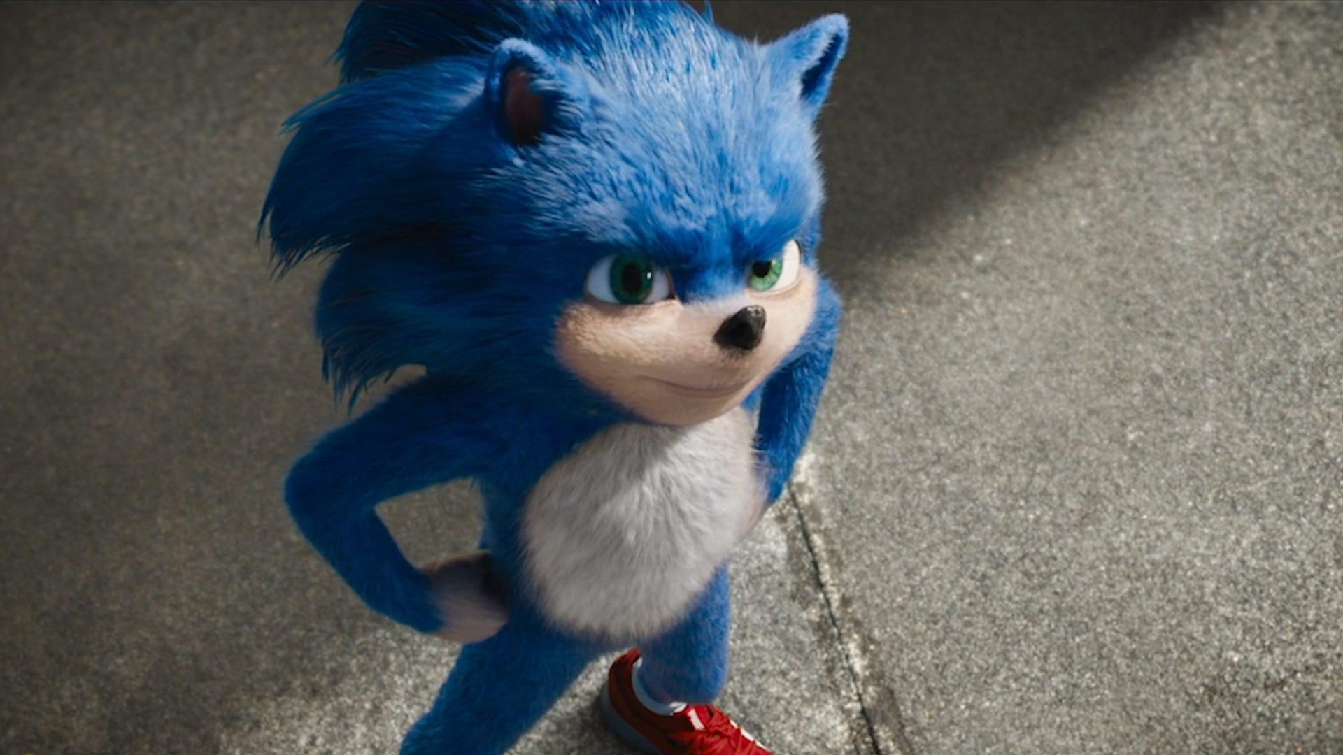 Sonic the Hedgehog director promises redesign after fan backlash 1920x1080