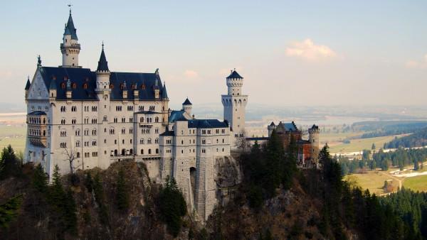 Wallpaper German Castle   Wallpapers HD Download Desktop HD 600x338