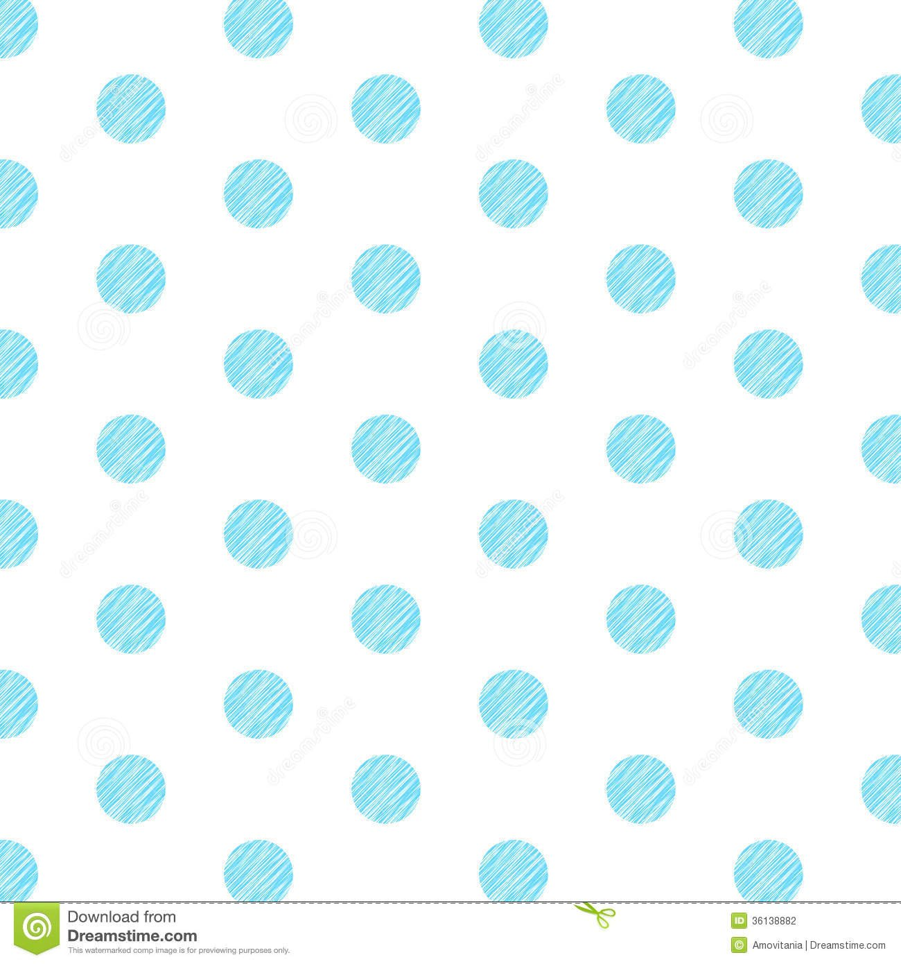 Blue Polka Dot Wallpaper - WallpaperSafari