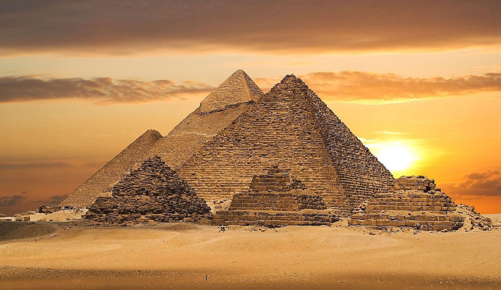 The Great Pyramid of Giza All Travel Info World For Travel 1600x927