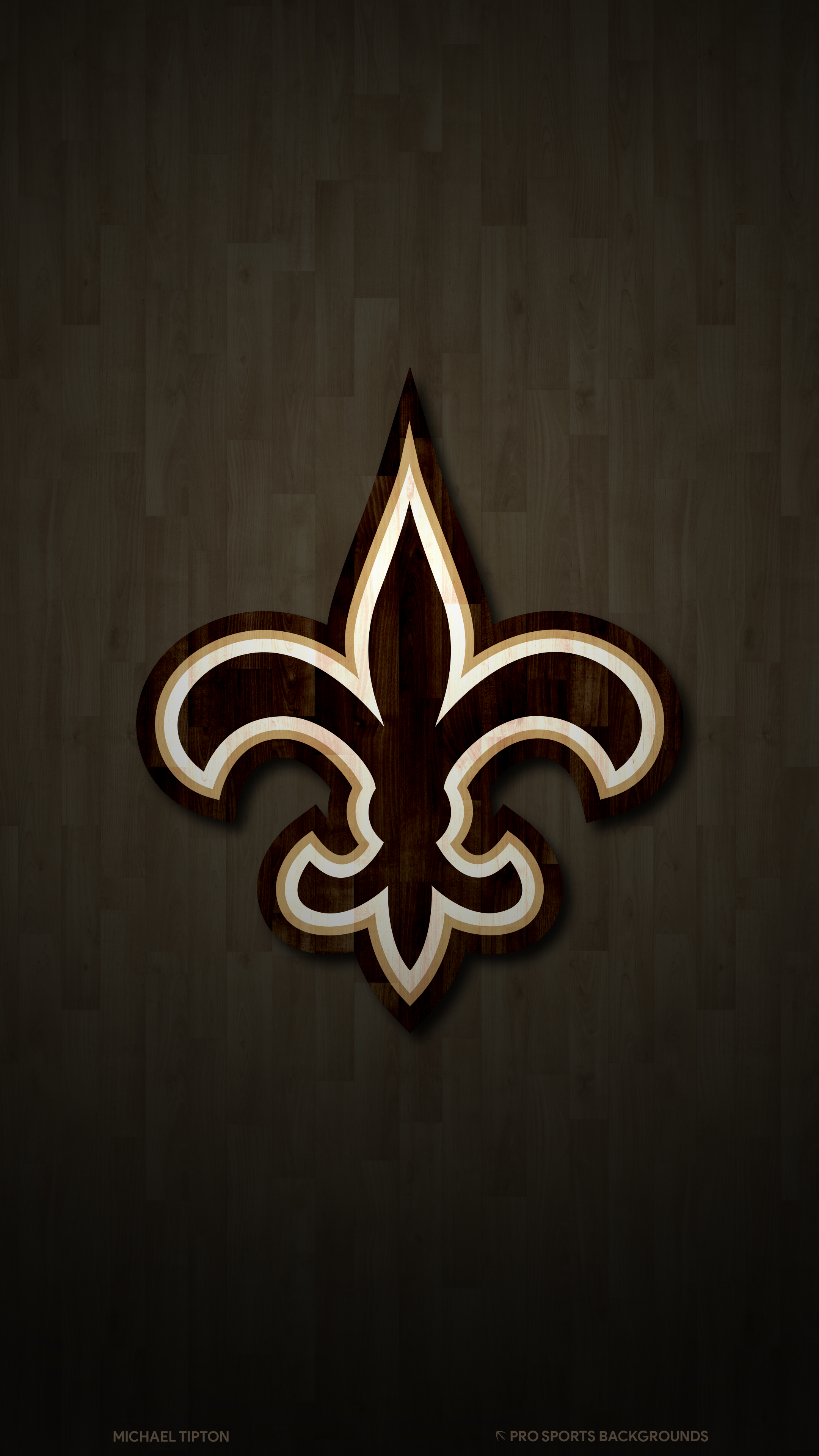 New Orleans Saints iPhone Wallpapers   Top New Orleans Saints 2160x3840
