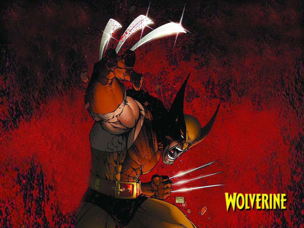 Noiserbox Wallpapers De Wolverine 1024x768