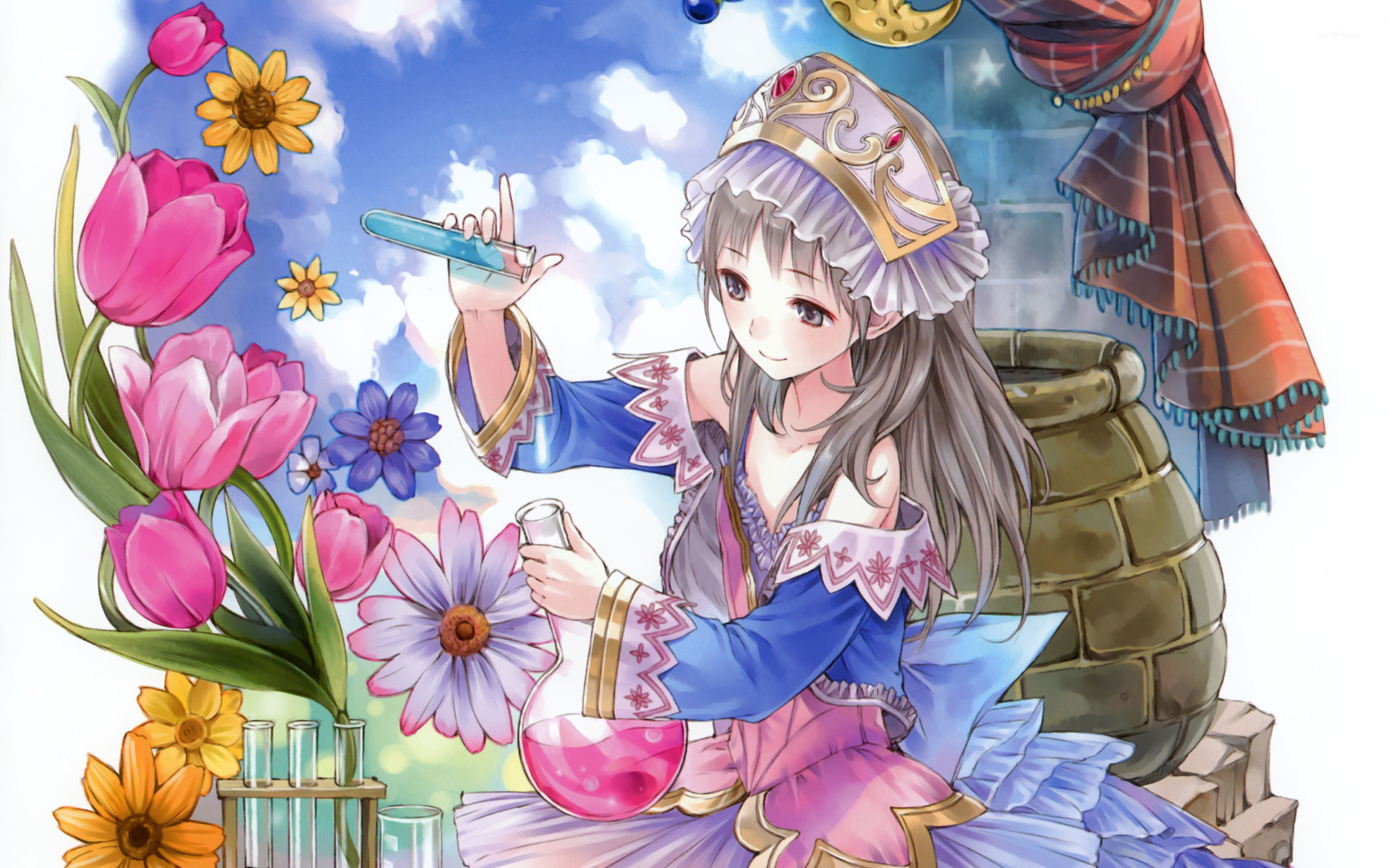 Atelier Totori The Adventurer of Arland wallpaper   Game wallpapers 1920x1200