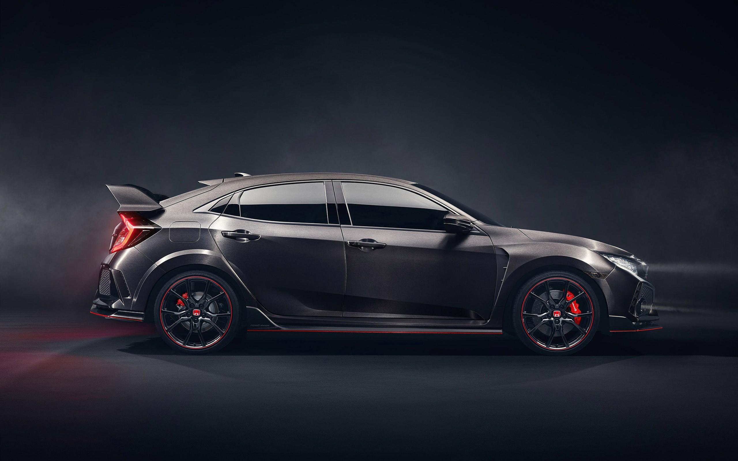 Honda Civic Type R Car 2016   New HD Wallpapers 2560x1600