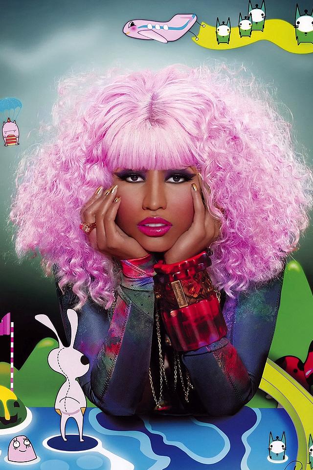Nicki Minaj Wallpaper Wallpapers 4 iPhone4 640x960
