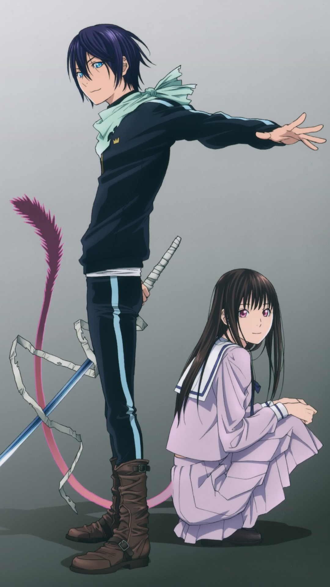 noragami wallpaper iphone