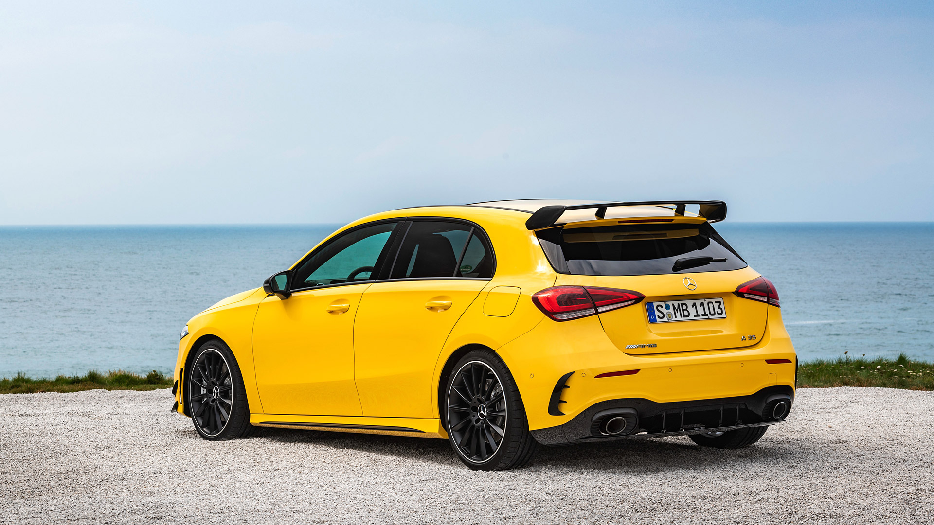 2019 Mercedes AMG A35 Wallpapers HD Images   WSupercars 1920x1080