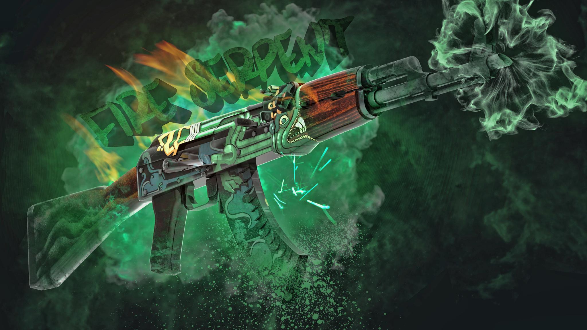 AK 47 2048x1152