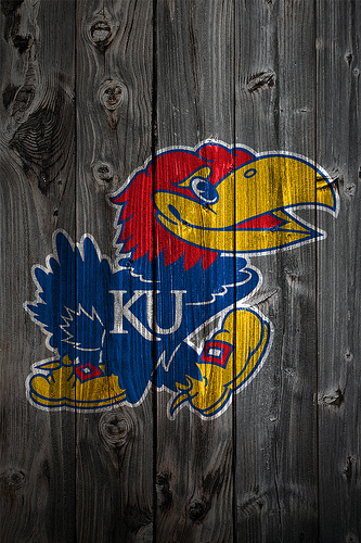 Kansas Jayhawks Wallpaper 333x500
