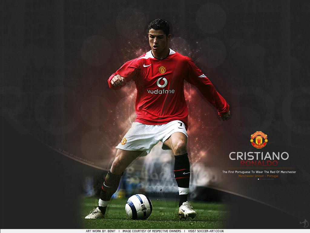 Cristiano Ronaldo Wallpapers 1024x768