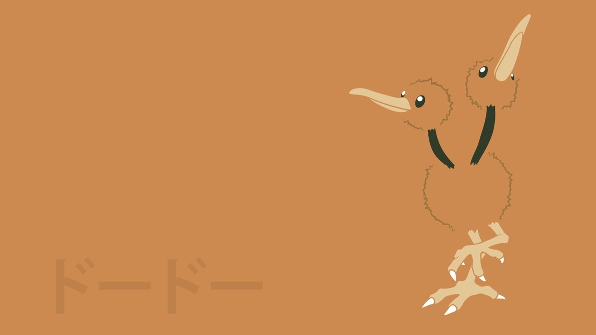 Doduo by DannyMyBrother 1191x670
