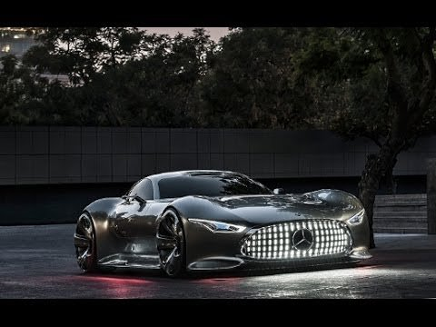 Mercedes AMG Vision GT   Video 480x360