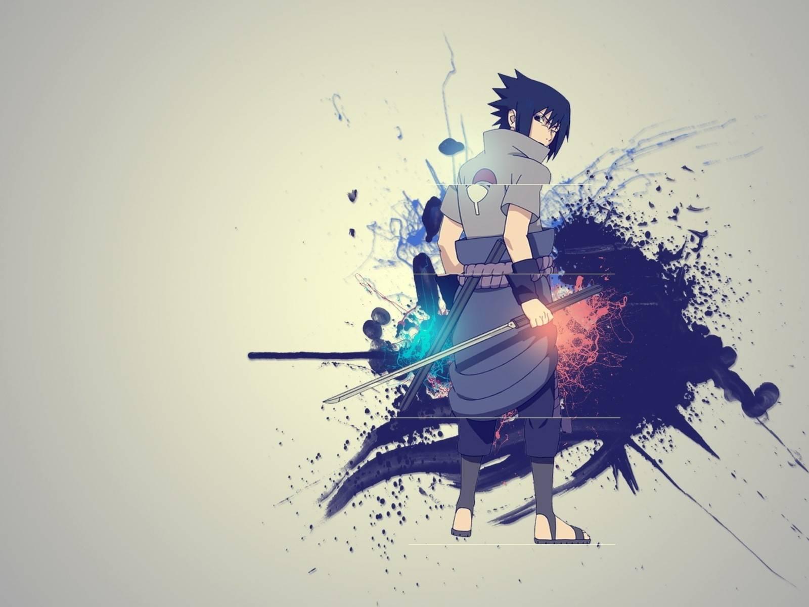 Sasuke Uchiha Wallpaper HD   Naruto Wallpaper 1600x1200
