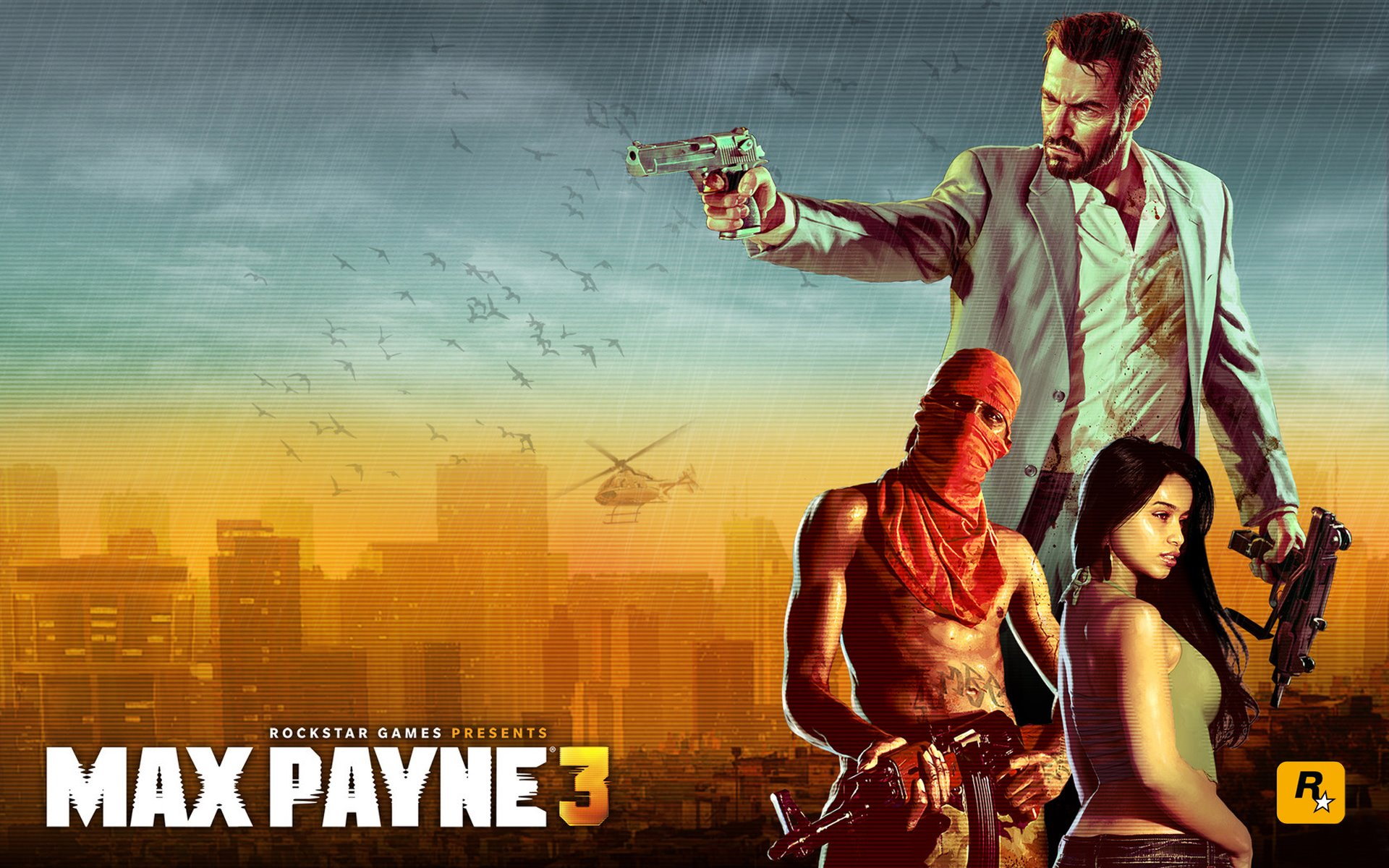 Max Payne 3 Wallpapers Pictures Images 1920x1200