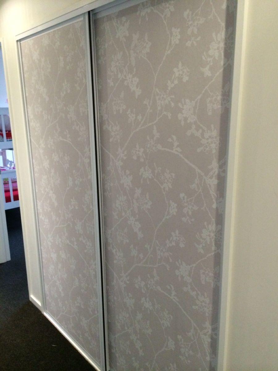 Wallpaper wardrobe doors great for a hallway Wallpaper 900x1200