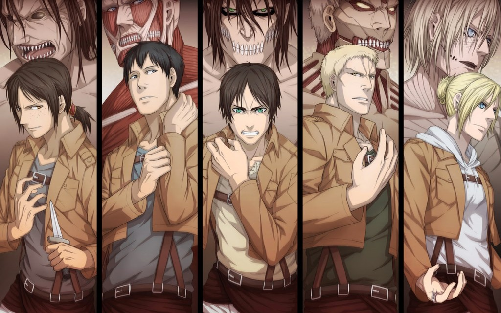 Attack On Titan 3 Wallpapers High Quality Download 1024x640