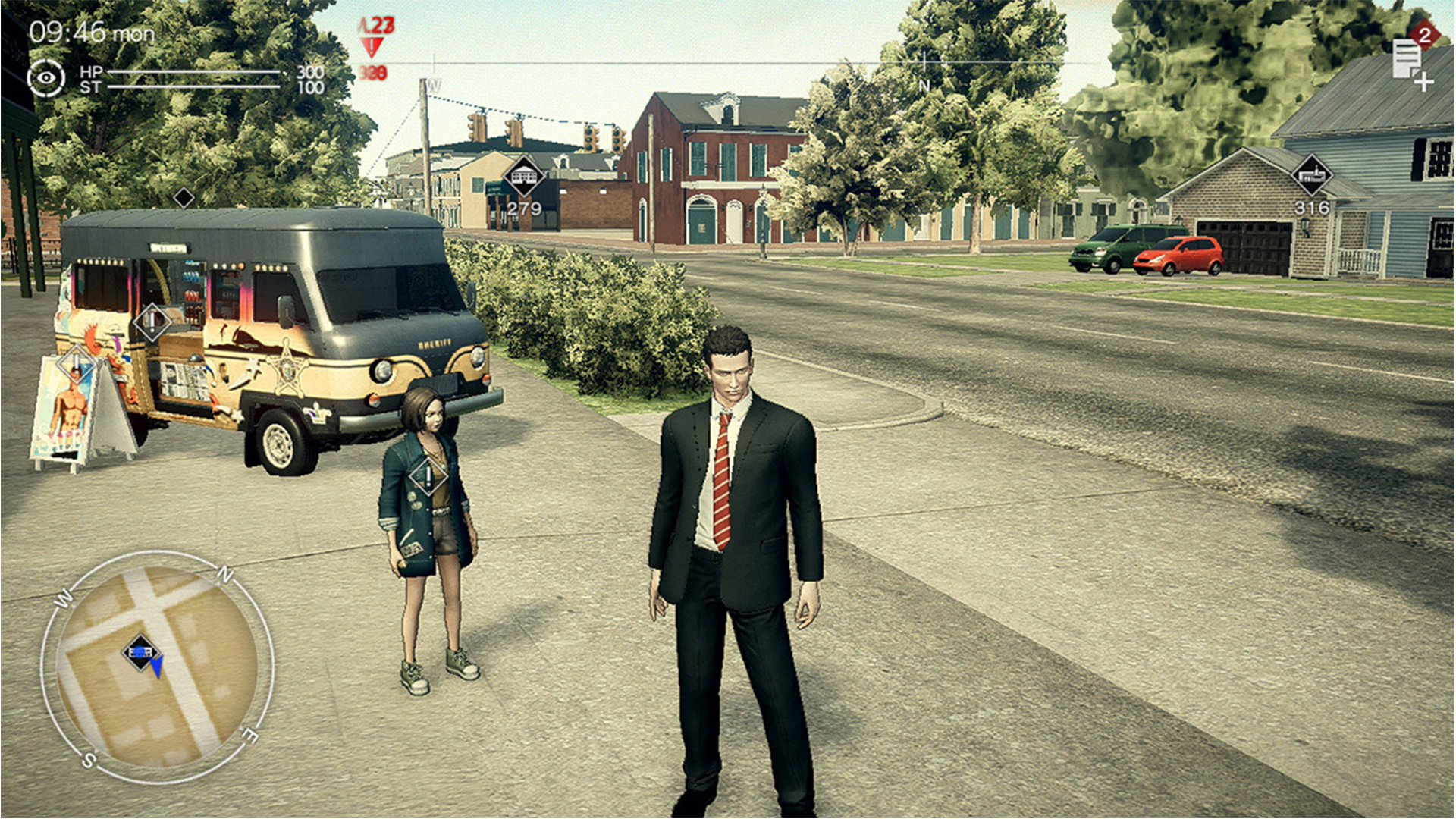 Screenshots Deadly Premonition 2 A Blessing in Disguise World 1920x1080