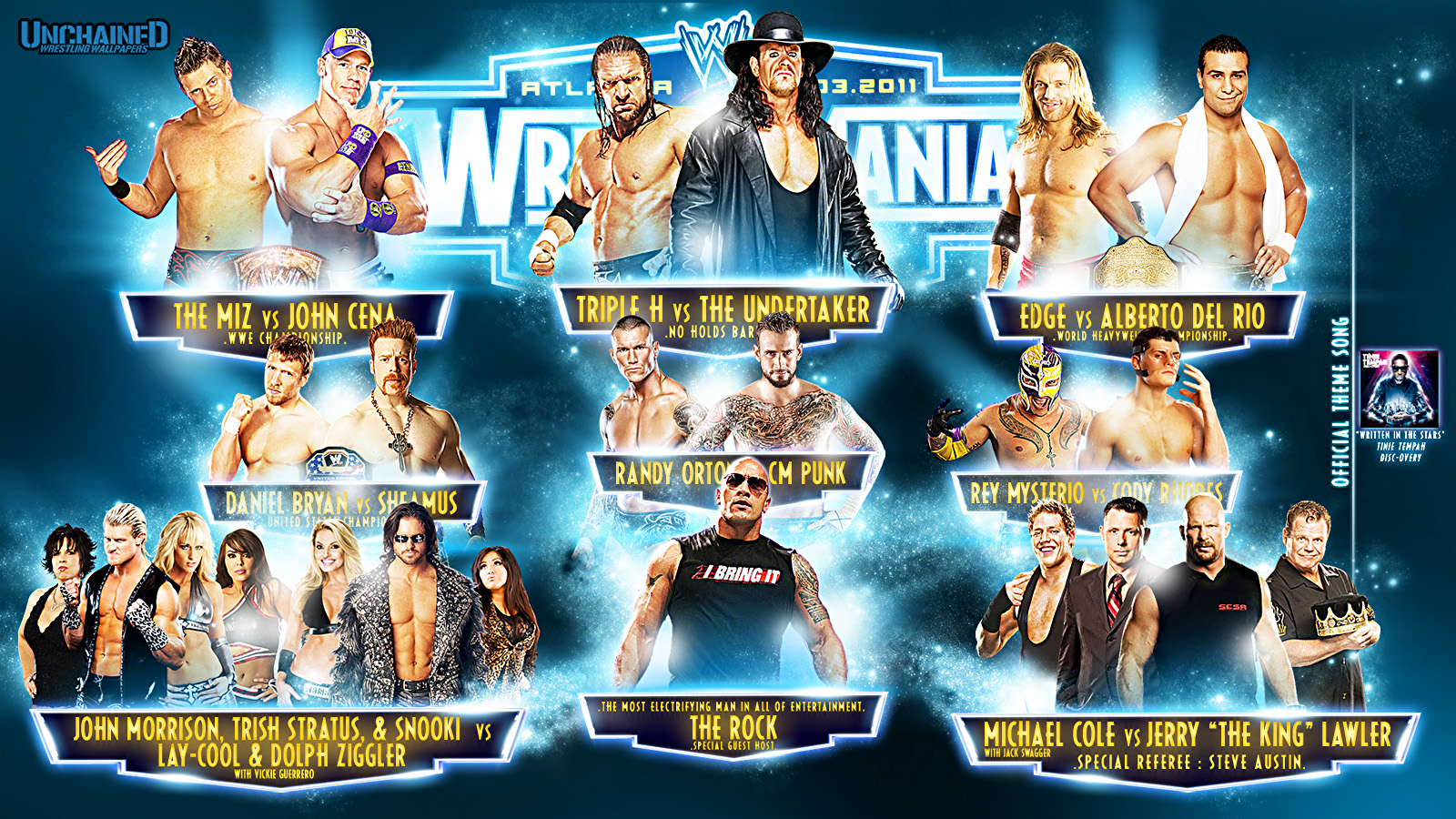 WWE WrestleMania 27 Impact What the IWC Should Expect in the 1600x900