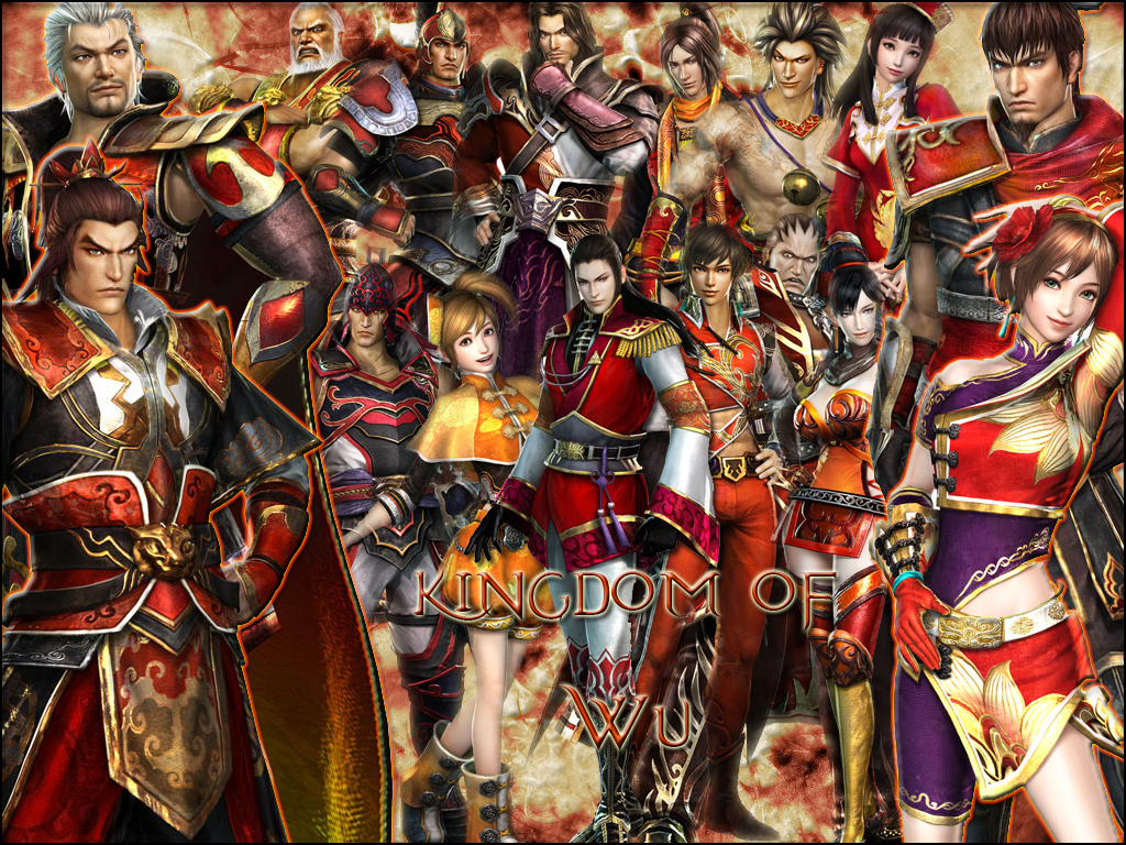 Dynasty Warriors Wallpapers - WallpaperSafari