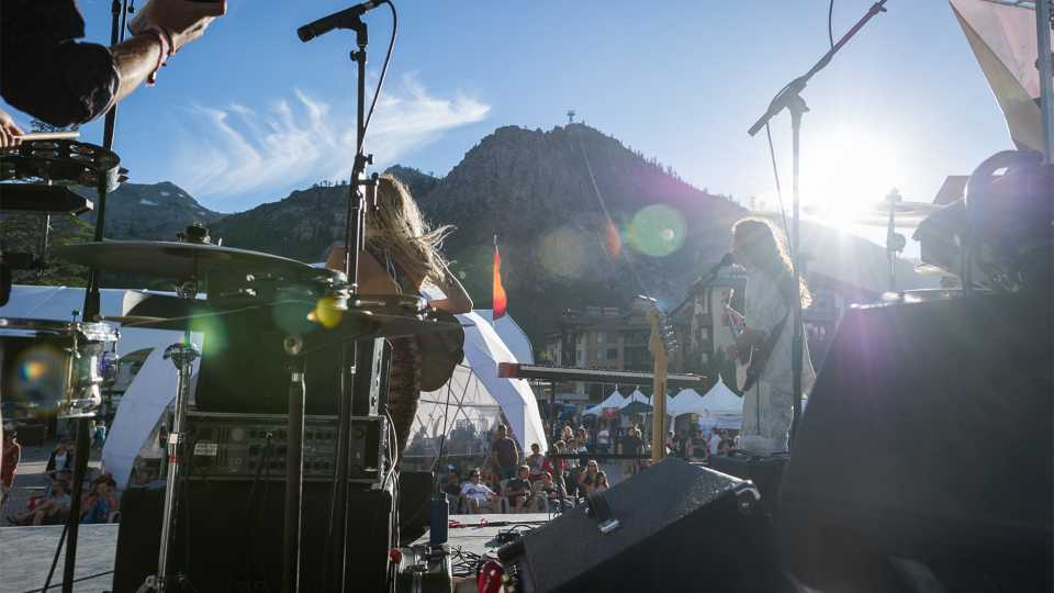 Wanderlust Yoga Festival at Squaw Valley in Lake Tahoe 960x540