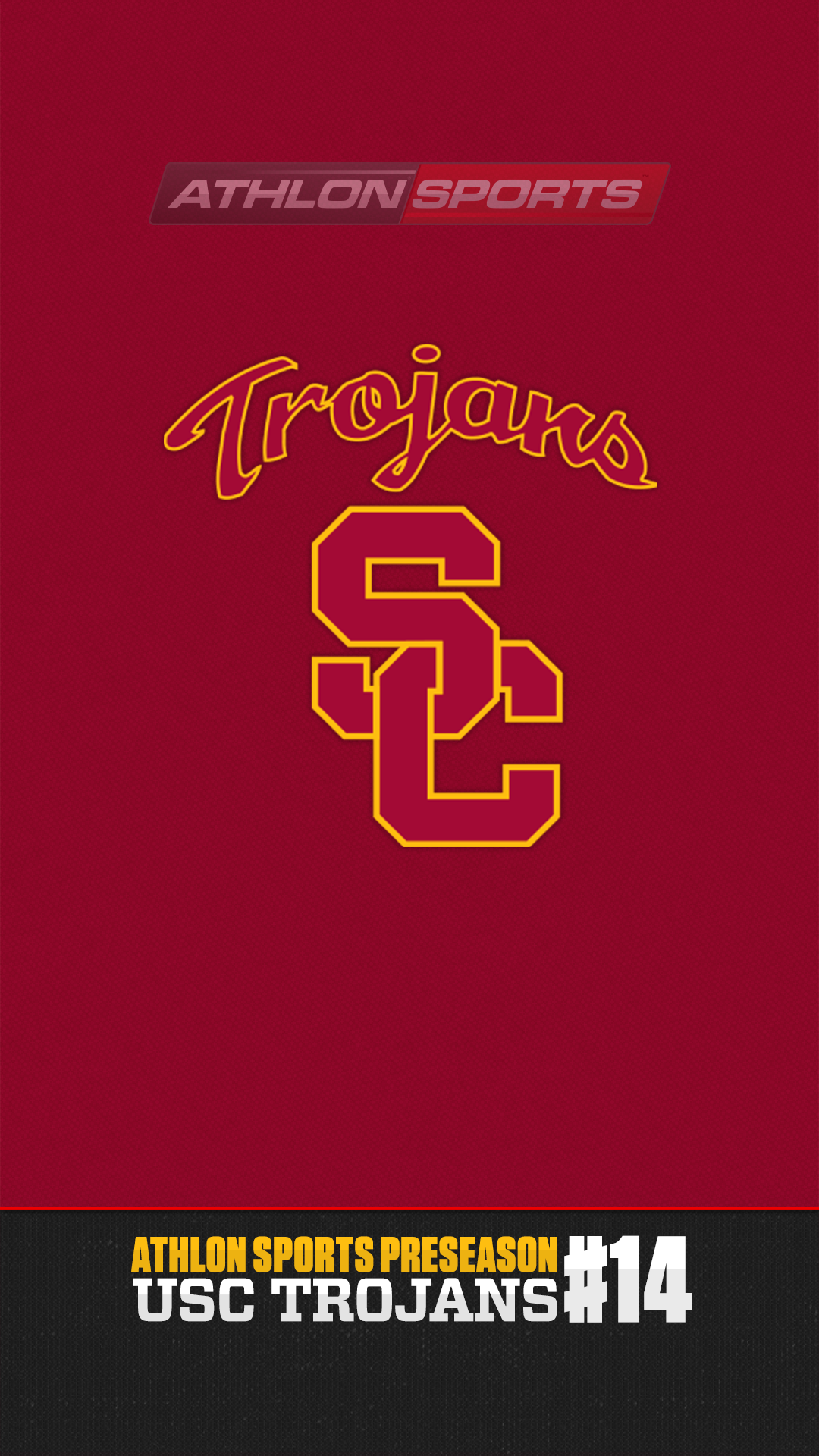 USC wallpaper for your mobile device Android iPhone Home and iPhone 1080x1920