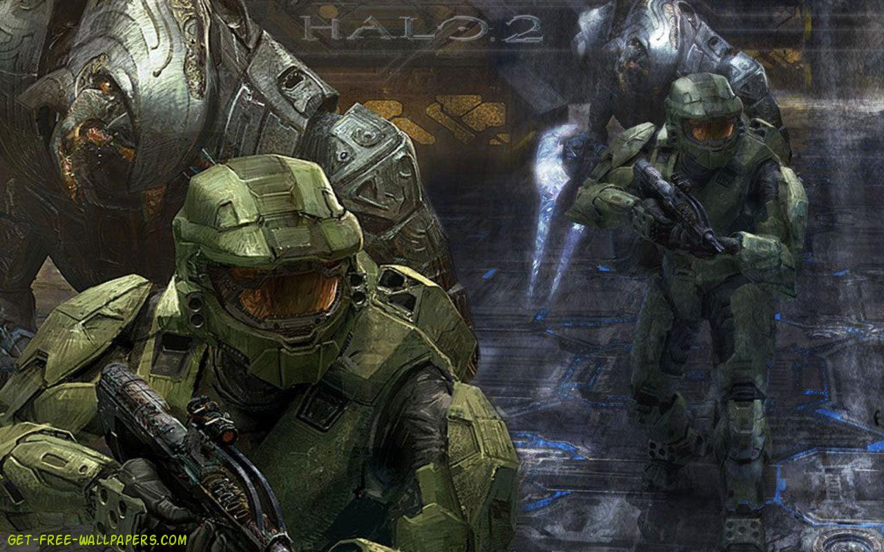Halo Wallpaper 1280x800