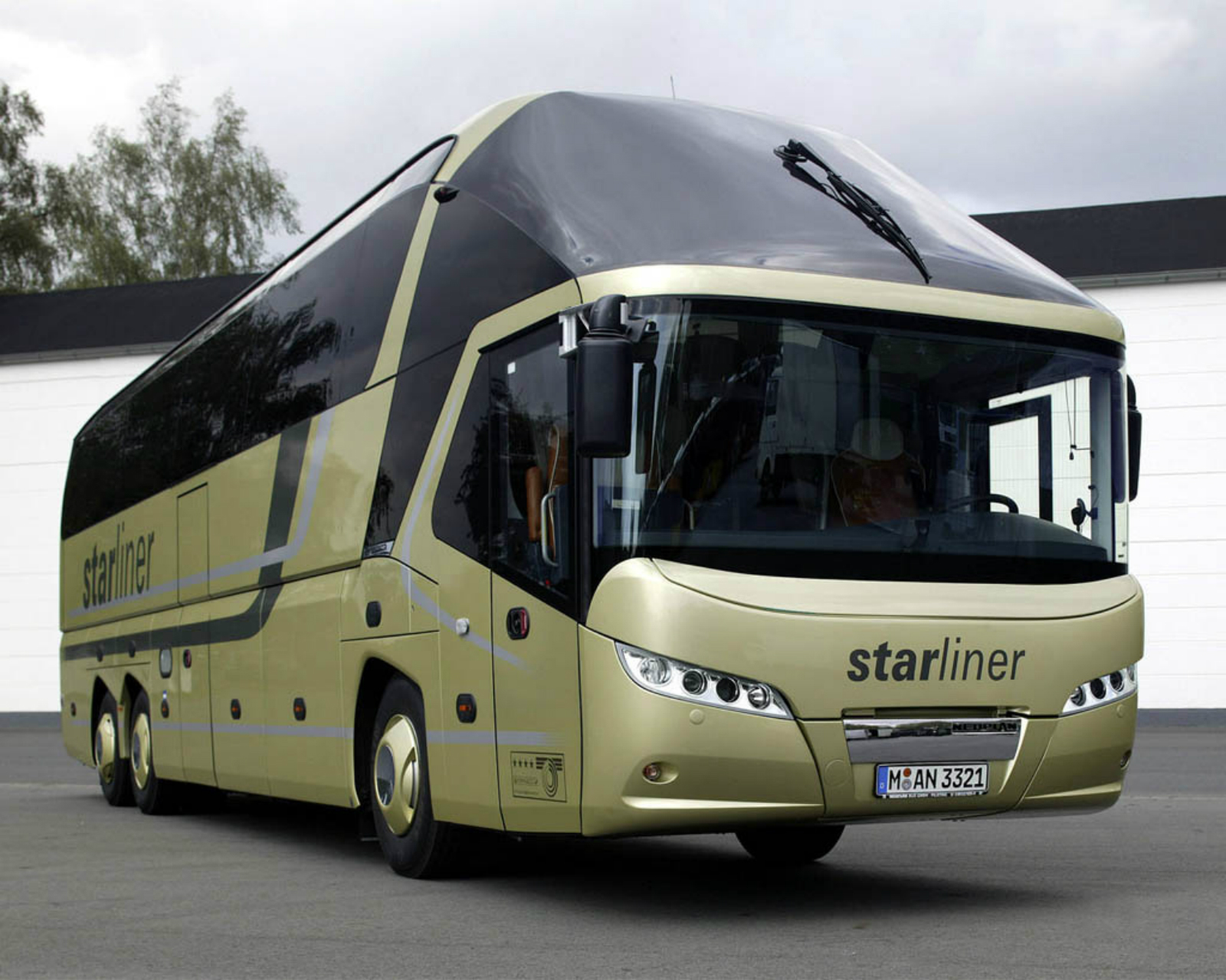 MAN Neoplan Starliner HD Wallpapers Bus Photos HD Car Wallpapers 1600x1280