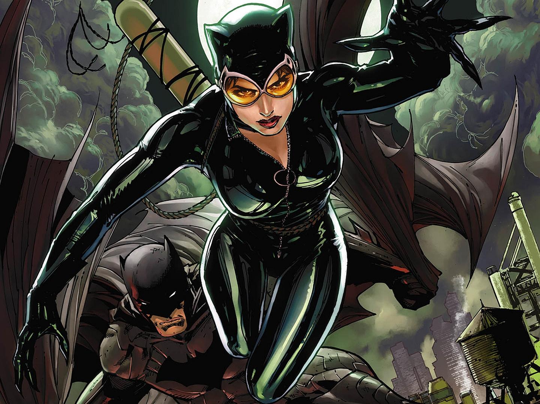 Comics   Catwoman Wallpaper 1440x1079