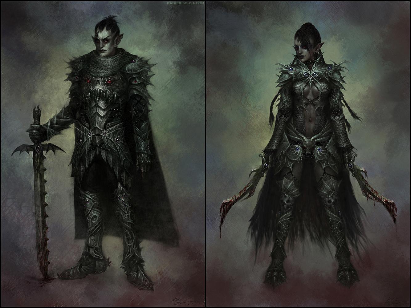 Dark Elves   Initial Impressions 1334x1000