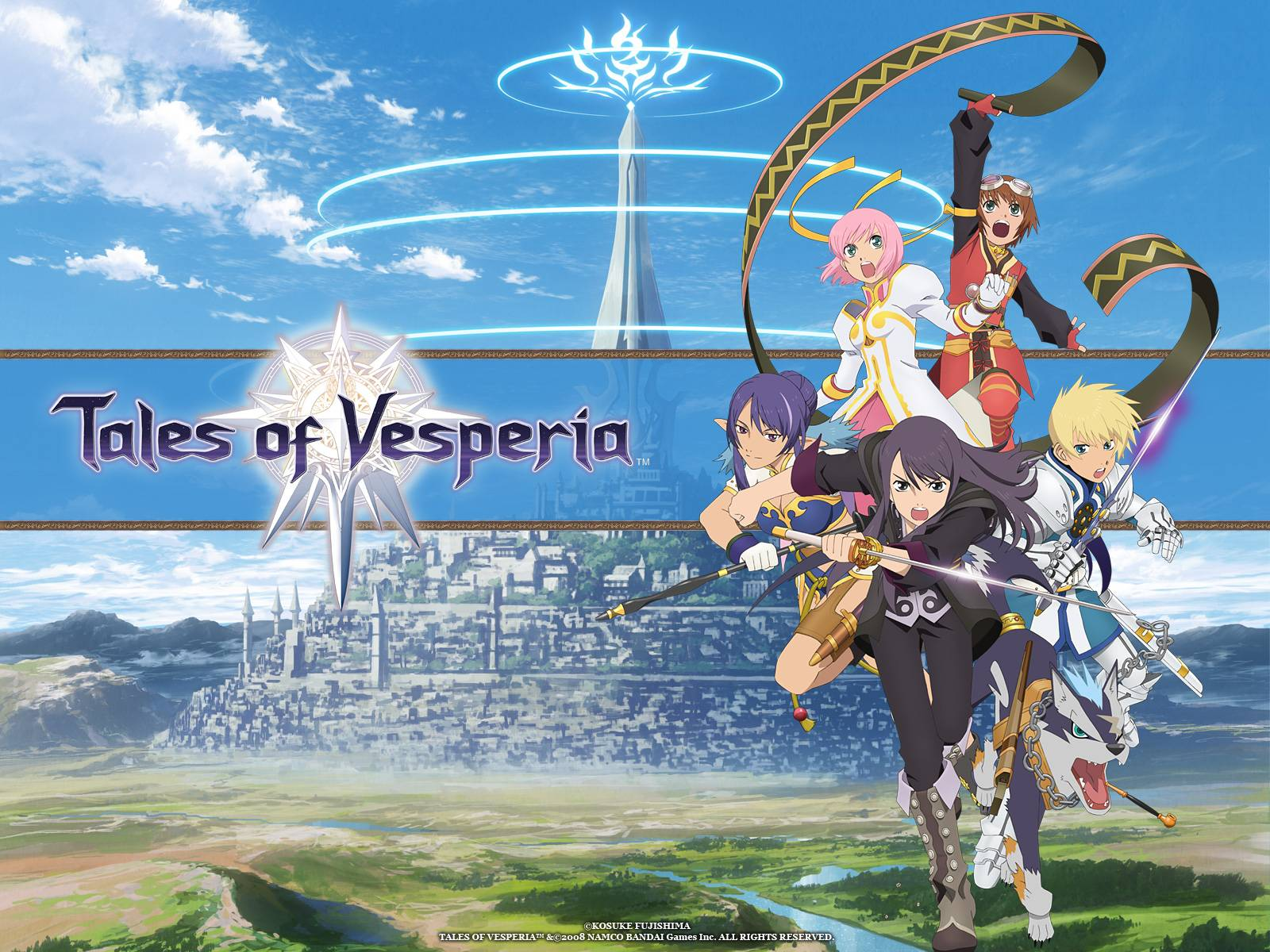 Wallpaper   Tales of Vesperia Wallpaper 1600x1200
