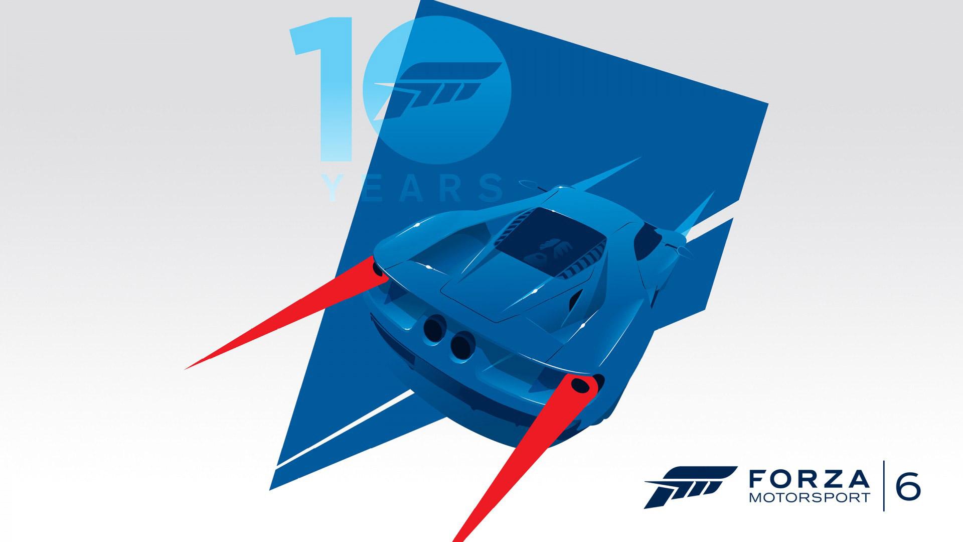 Forza Motorsport 6 Wallpaper in 1920x1080 1920x1080