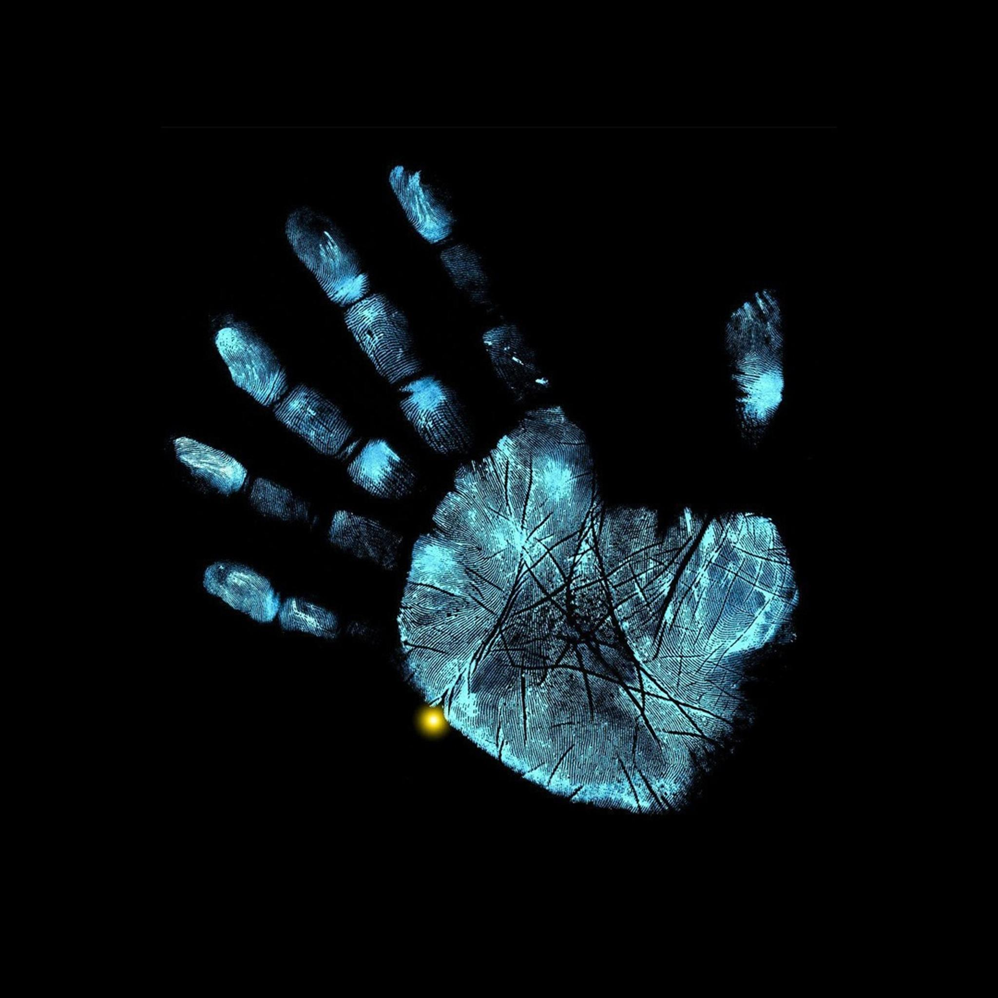 iPad Retina HD Wallpaper Handprint   iPad Help   iPad Air 2048x2048