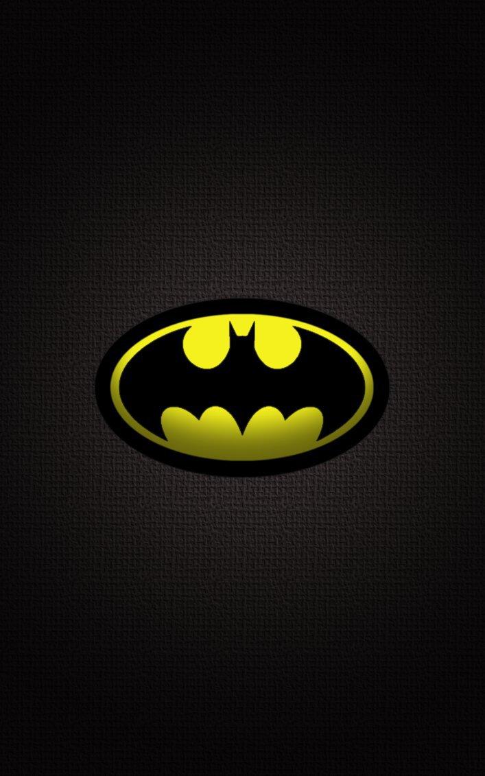 46 Batman Logo Iphone Wallpaper On Wallpapersafari