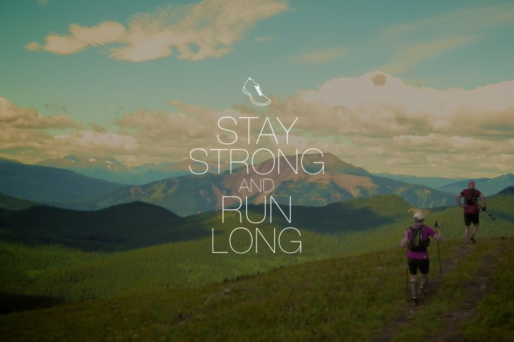Stay Strong and Run Long Wallpaper   RunByDesign 720x480