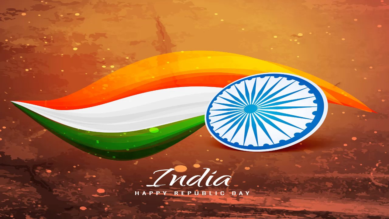 Happy Republic Day HD Wallpapers Download 1280x720