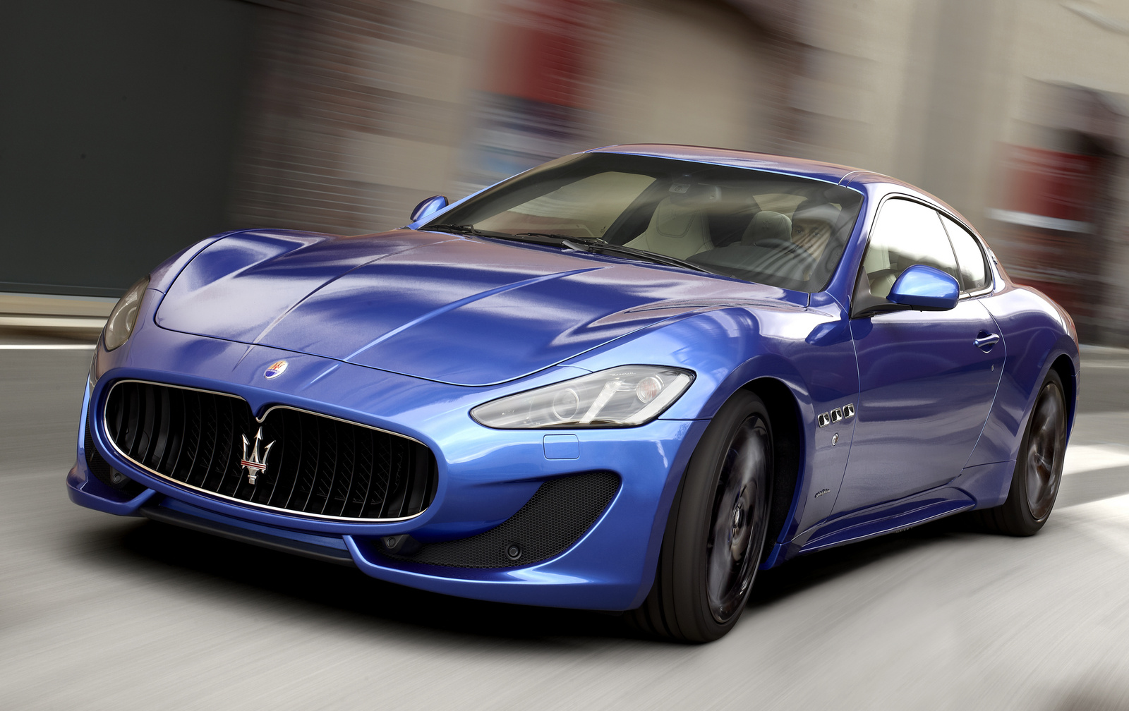 maserati granturismo 21 Wallpapers Widescreen Wallpaper 1600x1008