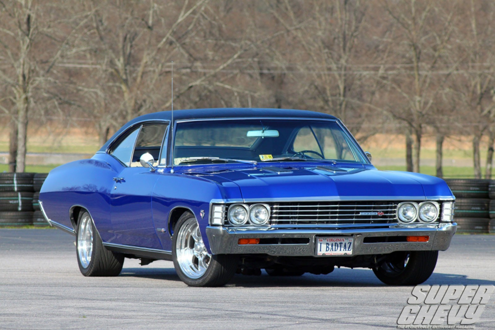 Cars muscle chevrolet 1967 impala super chevy magazine 1600x1067