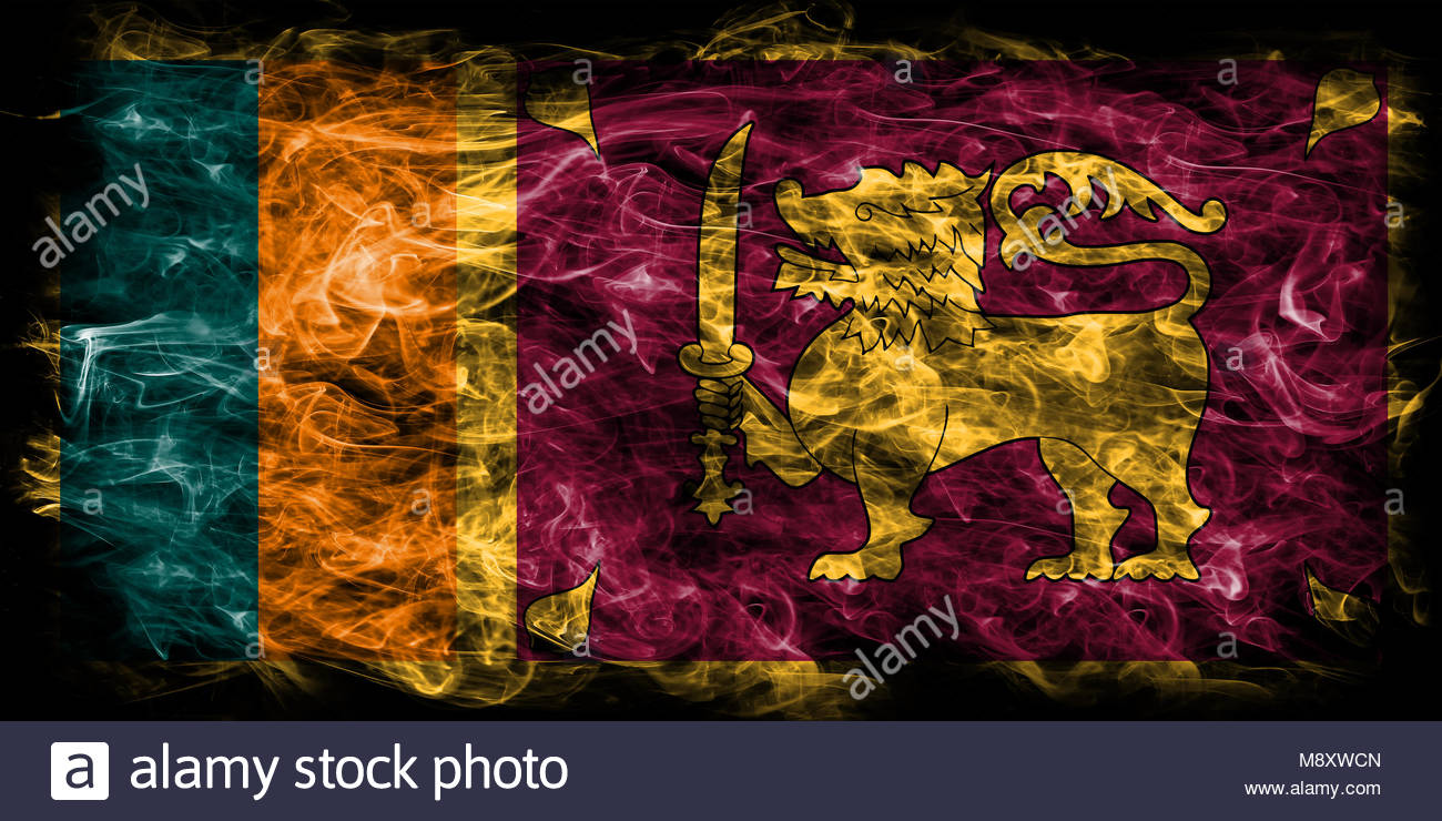 Sri Lanka Flag Wallpaper Stock Photos Sri Lanka Flag Wallpaper 1300x740