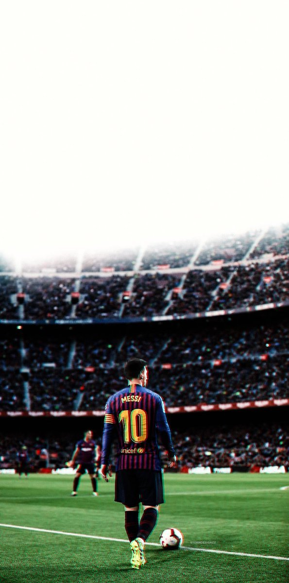 Barcelona Worldwide on Twitter Lionel Messi iPhone wallpaper 595x1200
