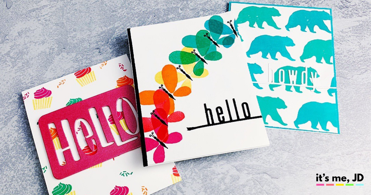 Background Stamping Tips And Techniques For DIY Card Making 1200x630