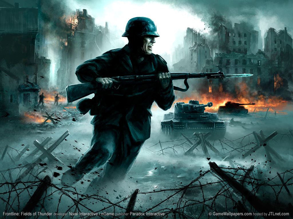 47 Medal Of Honor Frontline Wallpaper On Wallpapersafari