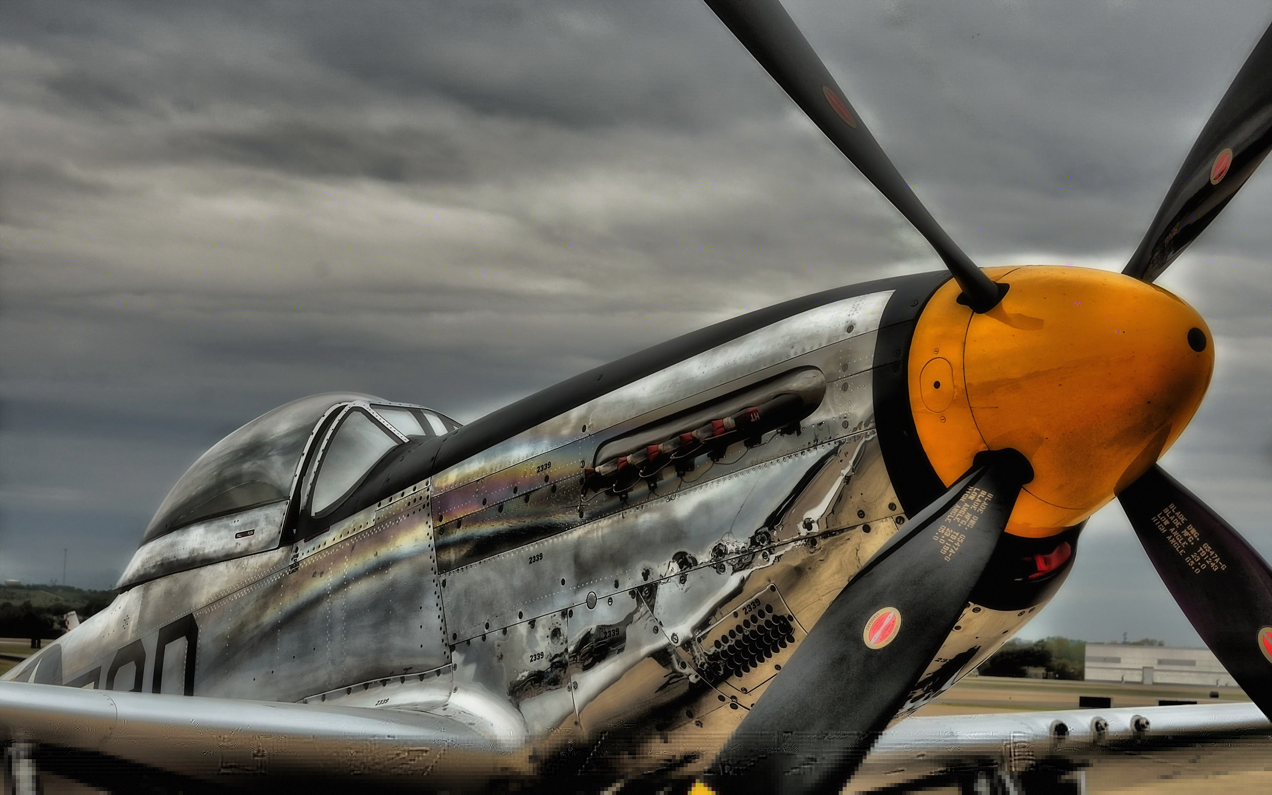 Free Download Wallpaper P51 Mustang Airplane Aviation Wallpapers