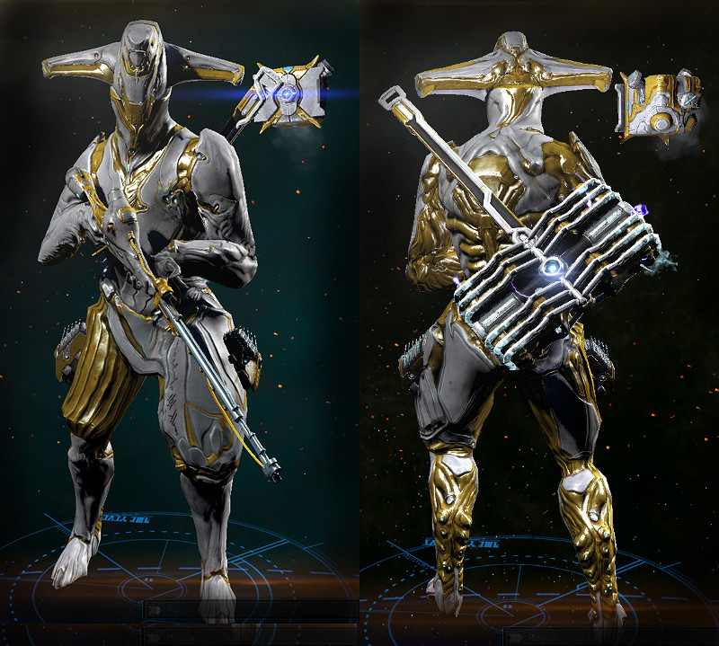 Warframe Banshee Prime Also could be prime 800x719