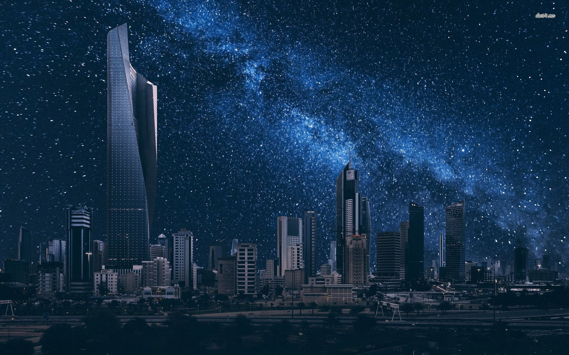 Kuwait City Wallpapers and Background Images   stmednet 1920x1200